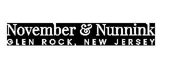 November & Nunnink, LLC